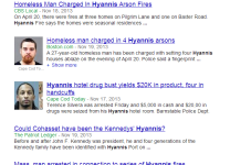 Good Looking Google Results Hyannis