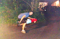 Reader Photo Of The Day - Chatham Squire Drunk Olympics