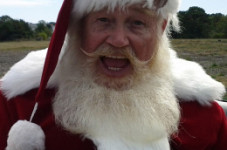 Cape Cod Santa Named One Of Time Magazine's Best 11 In The Country