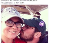 Our Feel Good Story Of The Week - Chappy Ferry Captains Get Engaged