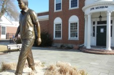 Today In Cape Cod History - Original Design For JFK Statue In Hyannis Rejected