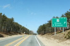 Travel And Leisure Names 6A On Cape Cod One Of America's Best Winter Drives