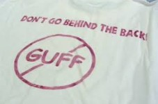 """No Guff Week"" In Falmouth This Week"