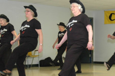 Get Your Tickets Today If You Plan On Hand Clappin' At The Orleans Senior Center Wednesday