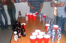 Shocker Of The Day - Underage Drinking Party Busted In Sandwich