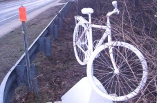 The Triumphant Return Of The Miles Tibbett Ghost Bike