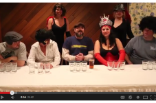 The Real Cape Last Supper Beer Tasting Video Featuring The Brazen Belles