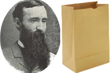 Today In Cape Cod History - No Biggie, A Wellfleet Man Only Invented The Brown Paper Bag