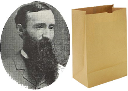 ... – No Biggie, A Wellfleet Man Only Invented The Brown Paper Bag