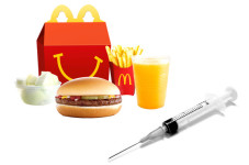 This lady's McDonald's Heroin Happy Meals Idea Was Made For The Cape
