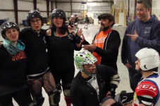 The Moment You've Been Waiting For Has Arrived - The Real Cape Roller Derby Video
