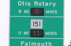 Cape Cod First In State To Get Real Time Traffic Signs - Should Anyone Care?