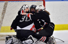 Cape Cod Storm Dominate Tournament to Win Girls Hockey National Championship