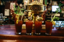 Today's Weather: Cloudy With A Chance Of Bloody Marys