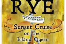 The Brother's Rye Island Queen Booze Cruise Is Only Two Days Away!