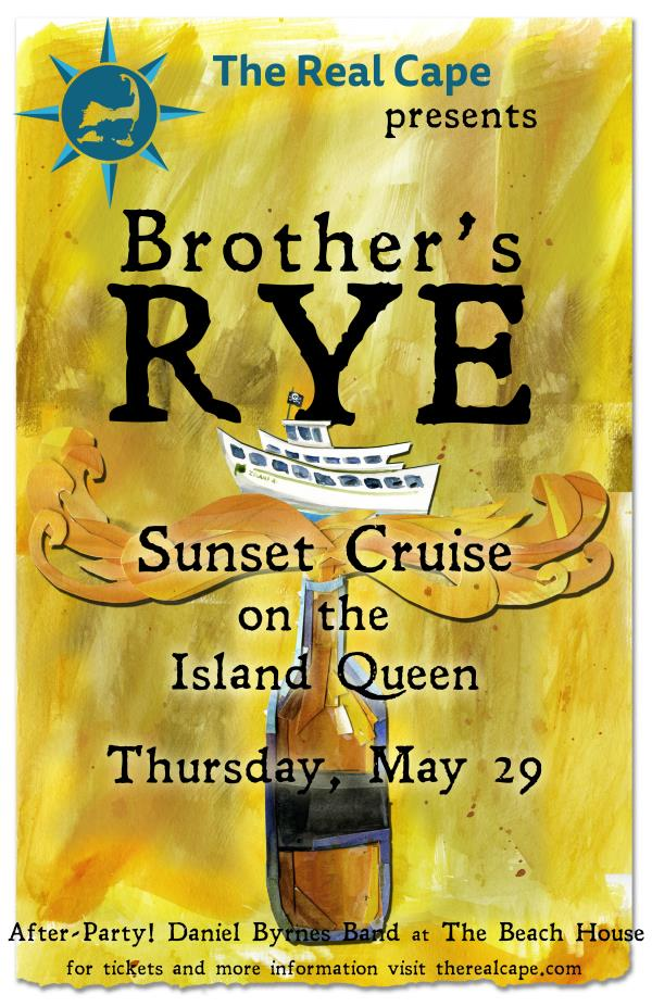 The Brother's Rye Island Queen Booze Cruise Is Only Two