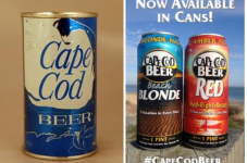 Cape Cod Beer In A Can? Cape Cod Beer In A Can!