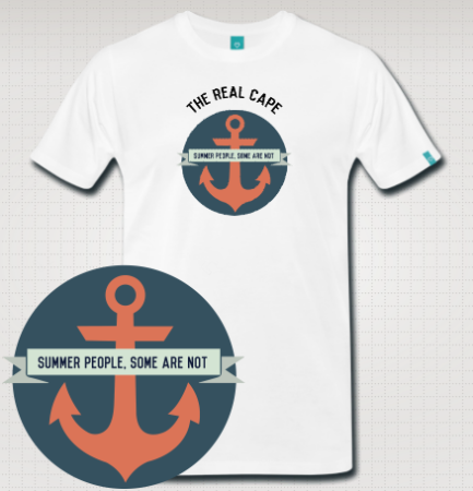 Anchor Summer People Some Are Not black lettering (click image to shop)