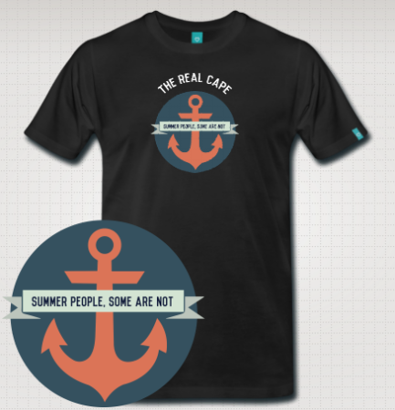 Anchor Summer People Some Are Not (click to shop)