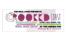 Crooked Coast Is Debuting Their New Video At The Cinema Pub With Live Show To Follow?