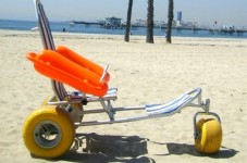 24 Mobi-Chairs Delivered To Cape Cod Beaches - I'll Take Two!