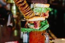 Liam's Famous Build Your Own Bloody Mary's Are Back After Road Race Hiatus