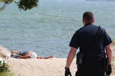 "Video: Naked Dude Arrested At Hyannis Beach - ""Do You Guys Want To Get Naked?"""