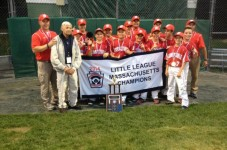 Breaking News! Barnstable Vs. Falmouth Little League Game On NESN Right Now