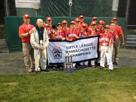 barnstable little league