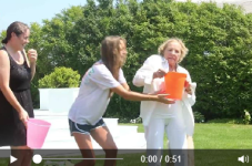 The Kennedys Do The Ice Bucket Challenge And Ethel Nominates Obama
