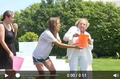 ethel kennedy ice bucket