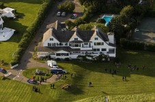 BREAKING NEWS: FBI Raids Kennedy Compound (according to The Onion)