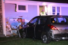 Car Crashes Into Baby's Bedroom In Yarmouth