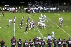 Insane Tony's Sports Corner - D-Y's Quarterback Went Beast Mode On Falmouth