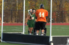 There's A Dude On The Dennis-Yarmouth Field Hockey Team