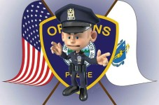 "Orleans PD ""Facebook Cop Friday"" Let's You Play Virtual Police Officer For A Day"