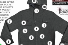 Someone Invented The Drinking Jacket And I'm Pissed It Wasn't Me
