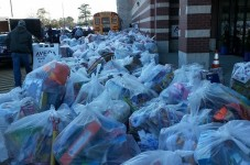 Cape Cod Bands Together And Donates Over 30,000 Toys For Tots