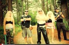 A Timeless Classic - The Cape Cod Dog The Bounty Hunter Parody
