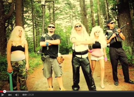 dog bounty hunter parody