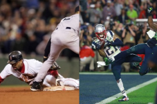 Who Is The Bigger One Play Folk Hero In New England, Butler Or Roberts?