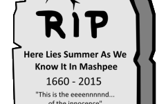 Sign Of The Capeocalypse - Mashpee Will Start School Before Labor Day Next Year