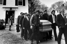 Today In Cape Cod History - John Belushi Buried On Martha's Vineyard