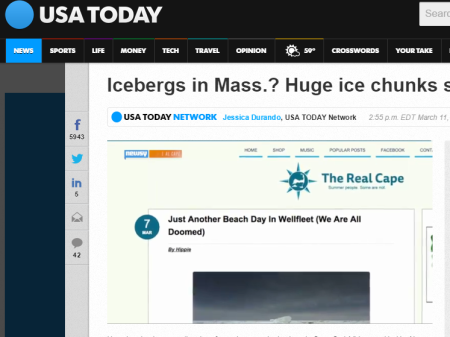 usa today real cape