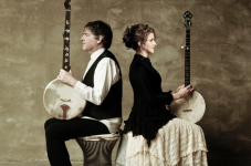 Don't Miss Bela Fleck And Abigail Washburn Tonight!