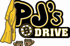 Bourne Wins Boston Bruins Pajama Drive - Sandwich Places Third