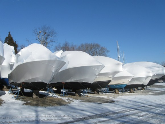 New Boat Shrink Wrap Recycling Program Is Genius Our