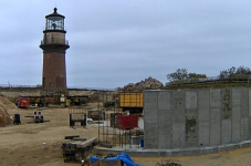 There's A Live Web Cam Showing The Gay Head Lighthouse Move
