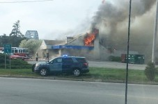 Dunkin' Donuts Still Planning To Open At Bourne Rotary Despite Fire