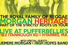 Our Friends At One Drop Are Offering You A Discount For Morgan Heritage Tix